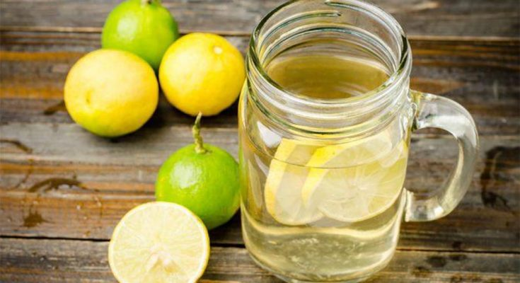 Image result for hot water with lemon,nari